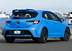 2019 Toyota Corolla Hatch: Attitude and Utility