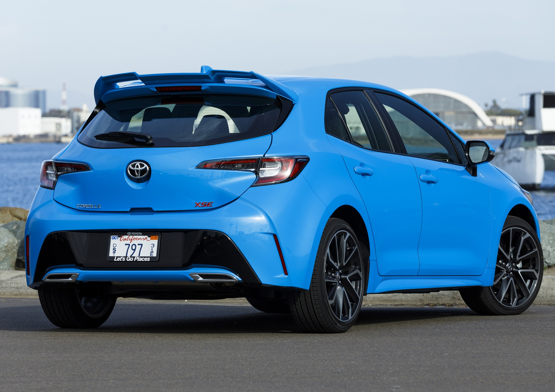 2019 Toyota Corolla Hatch: Attitude and Utility - Down the ...