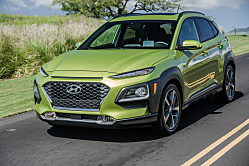 Hyundai Kona: Stands Out in a Sea of Sameness