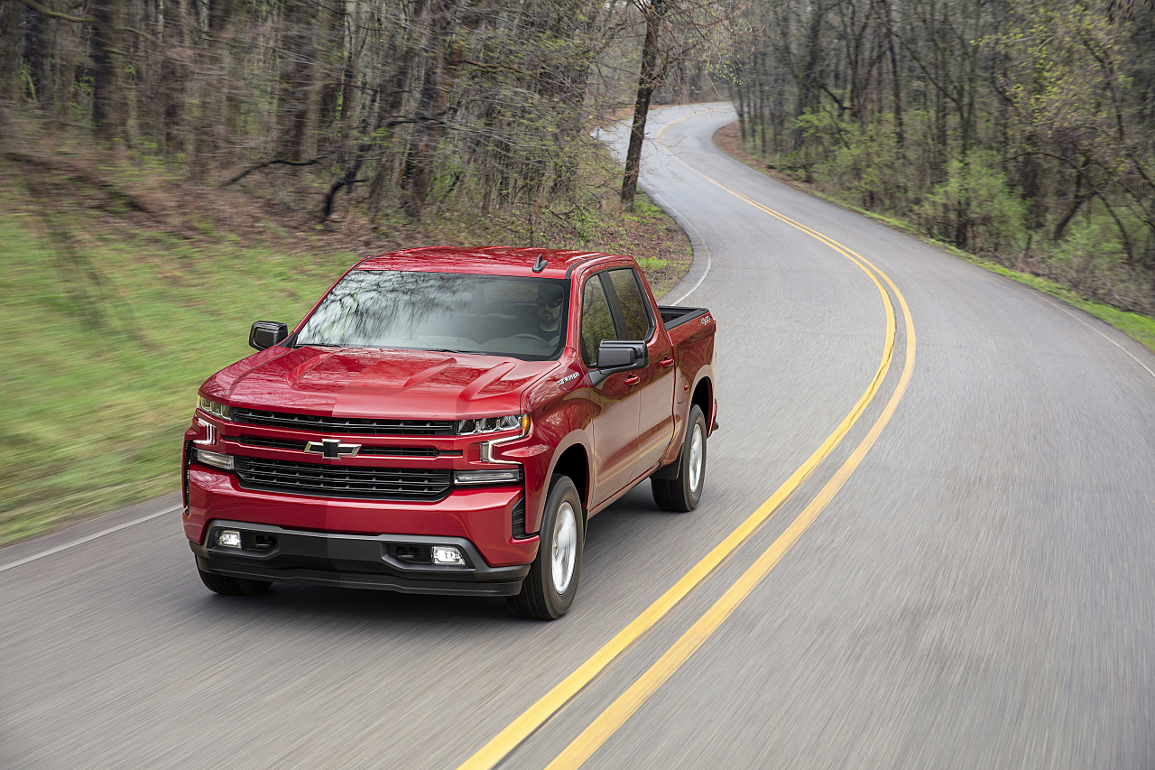 2019 Chevrolet Silverado: A New Century of Trucks