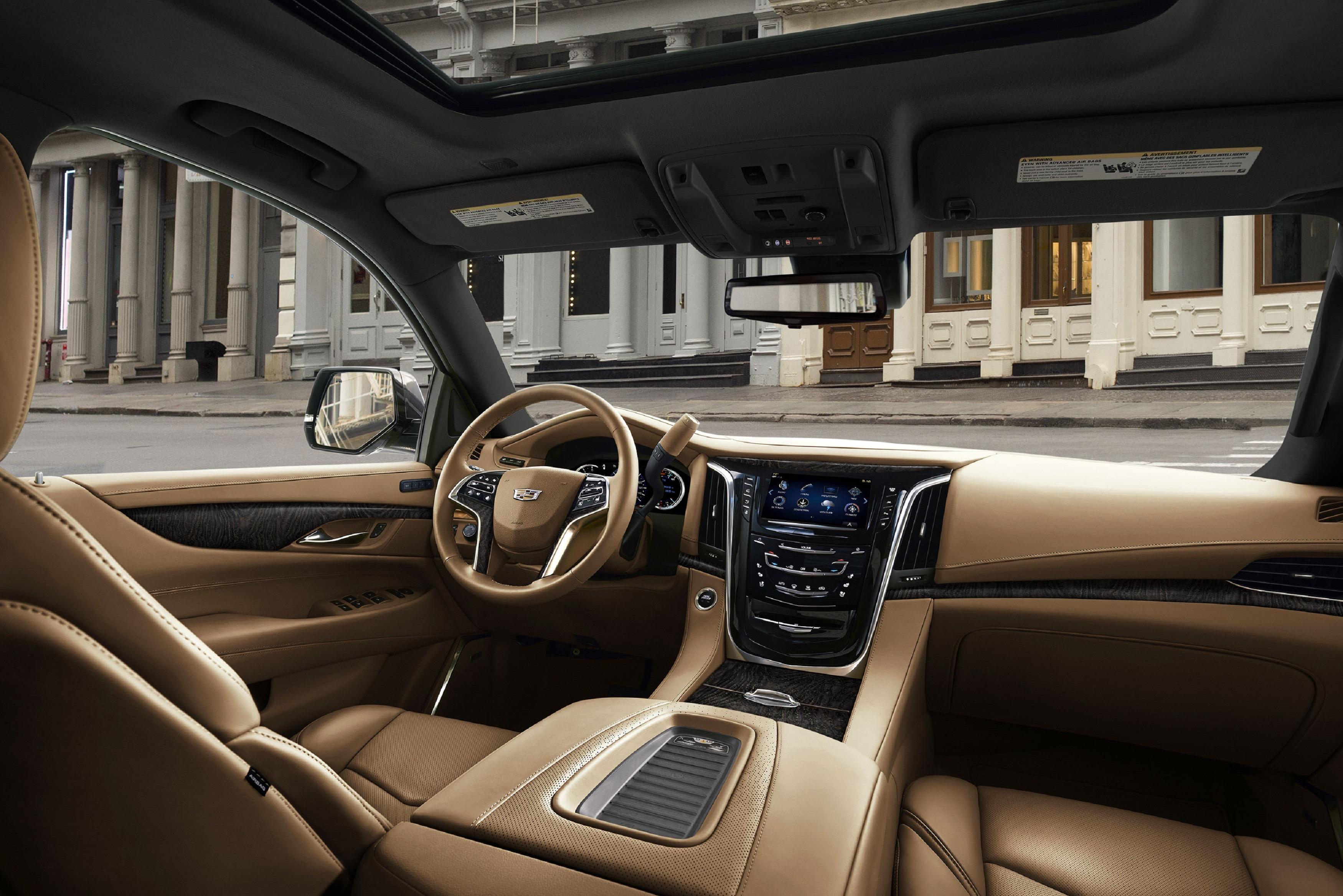 2018 Cadillac Escalade New 10 Automatic Big On Luxury New On