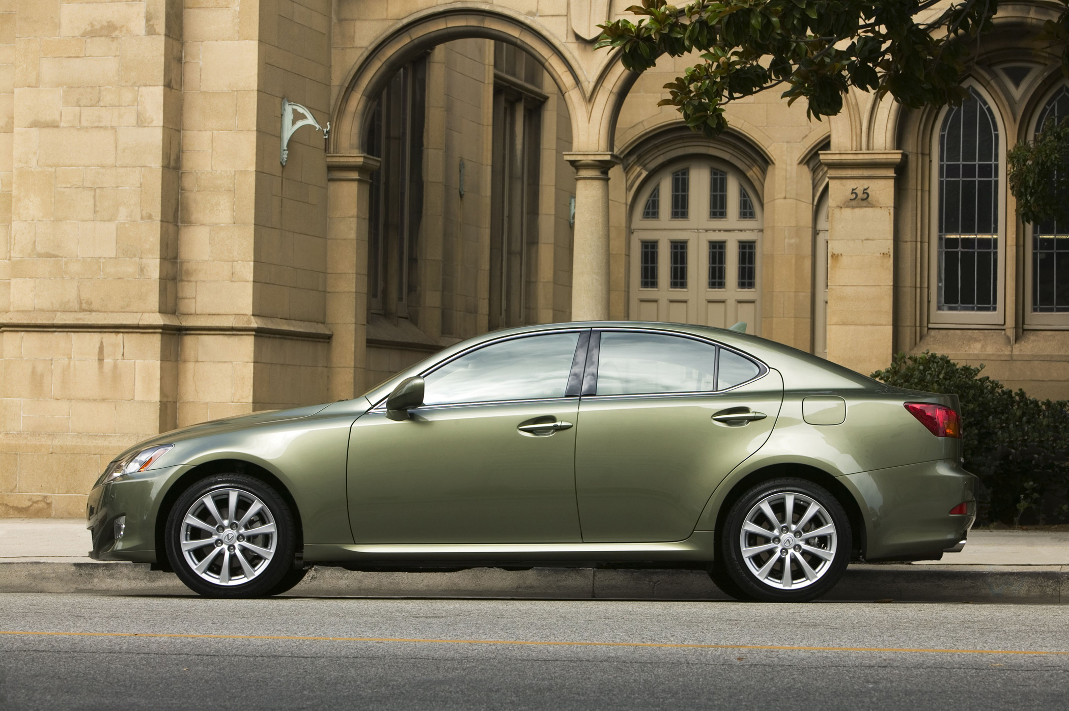 Manufacturer Photo 2009 Lexus Is