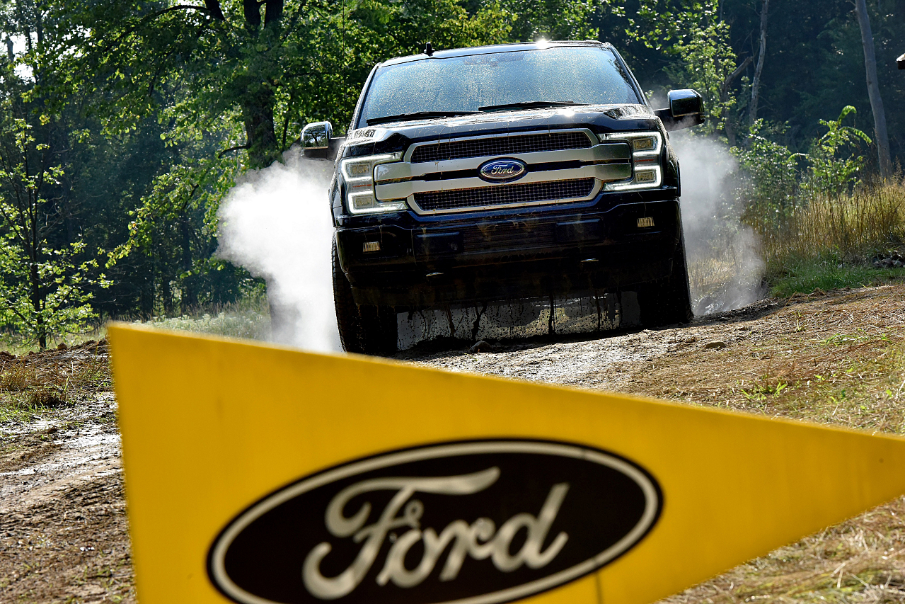 Ford F-150: Heavily Revised Popular Pickup Truck