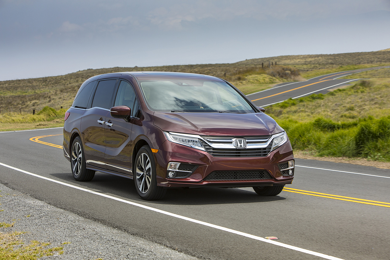 Honda Odyssey Minivan Delivers Family-Friendly Focus