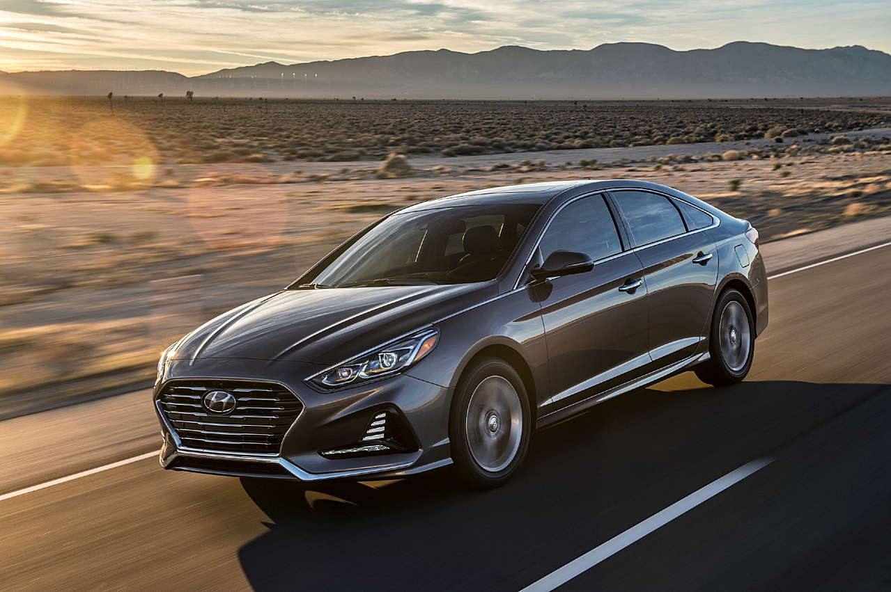 Hyundai Sonata: New Looks, More Refined Ride