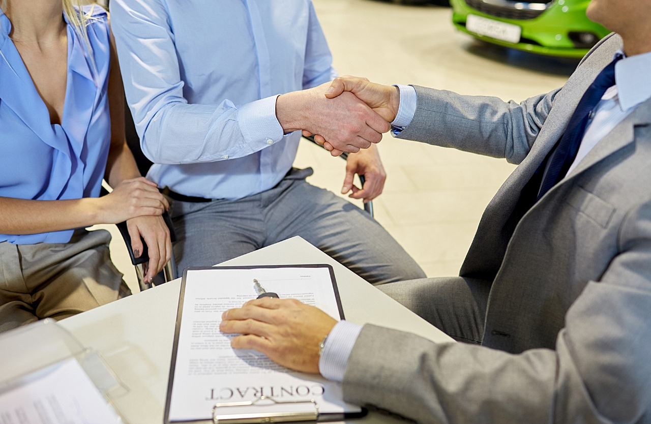 Buying a Car With Credit? Be Your Own Advocate