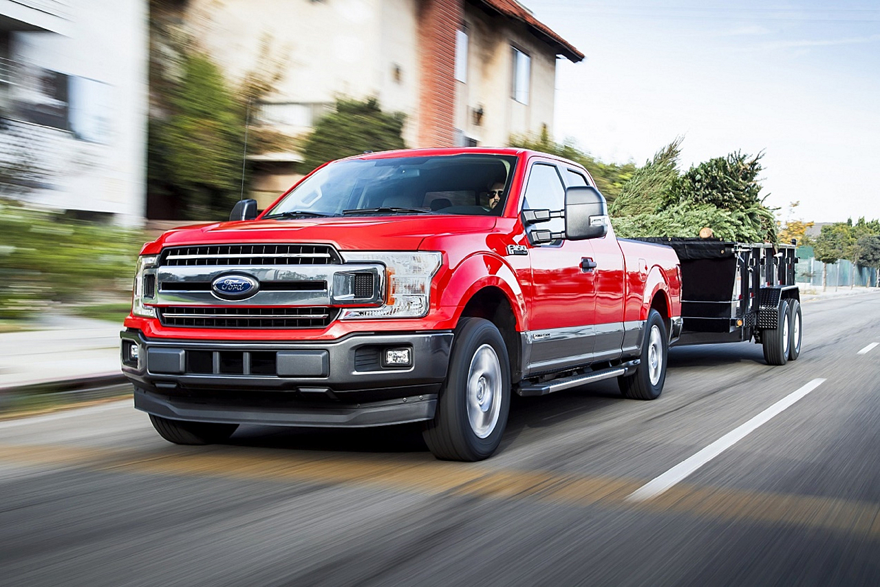 Ford F-150 Diesel: Strong Hauling, Easy Gas Guzzler