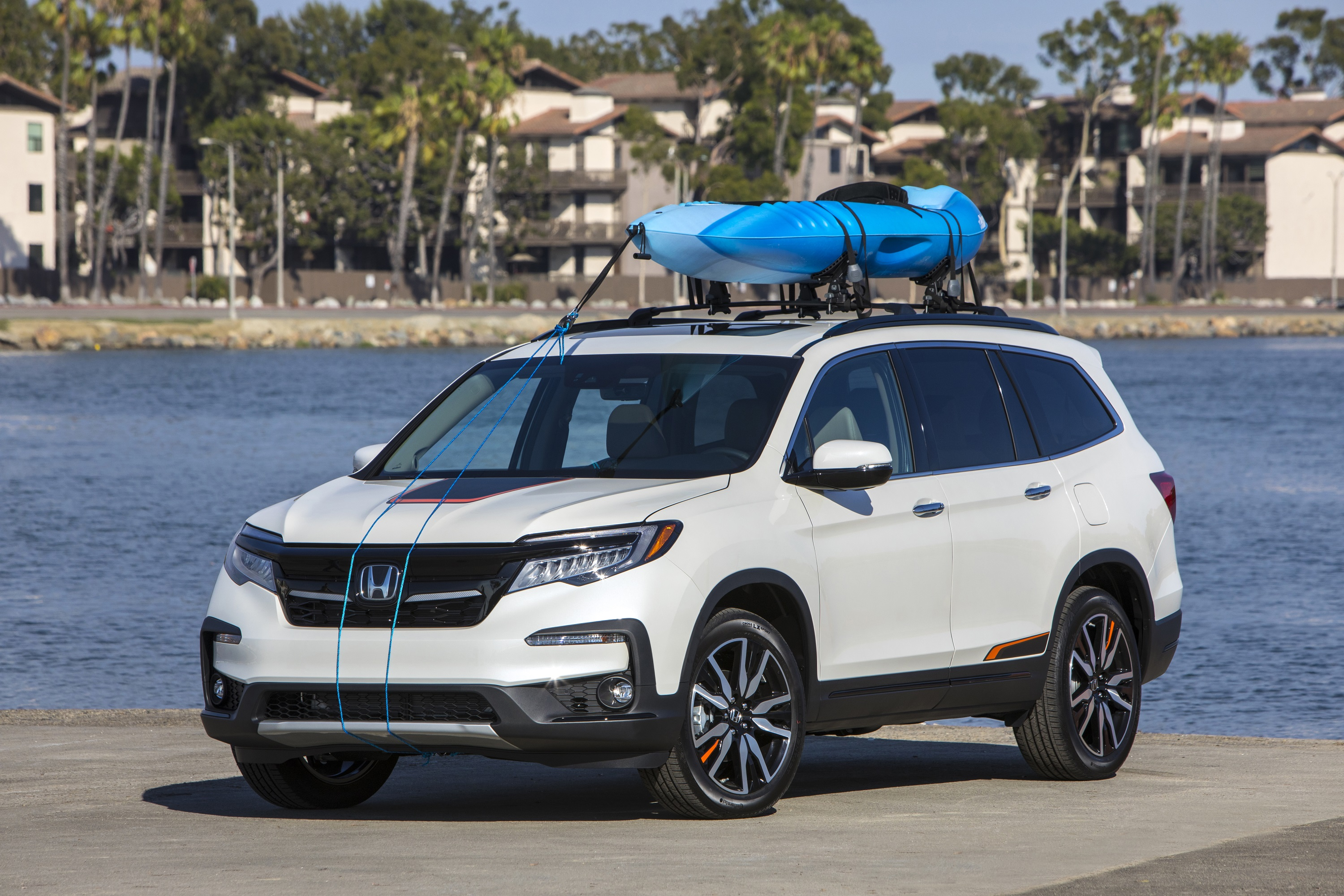 Honda Pilot More Rugged Aggressive For 2019 Get Off The Road