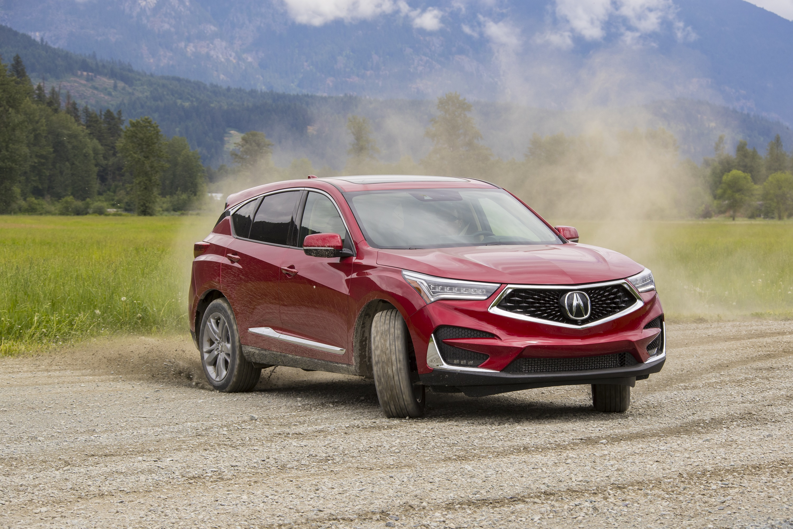 2019 Acura Rdx A Primer On Traction And Torque New On Wheels