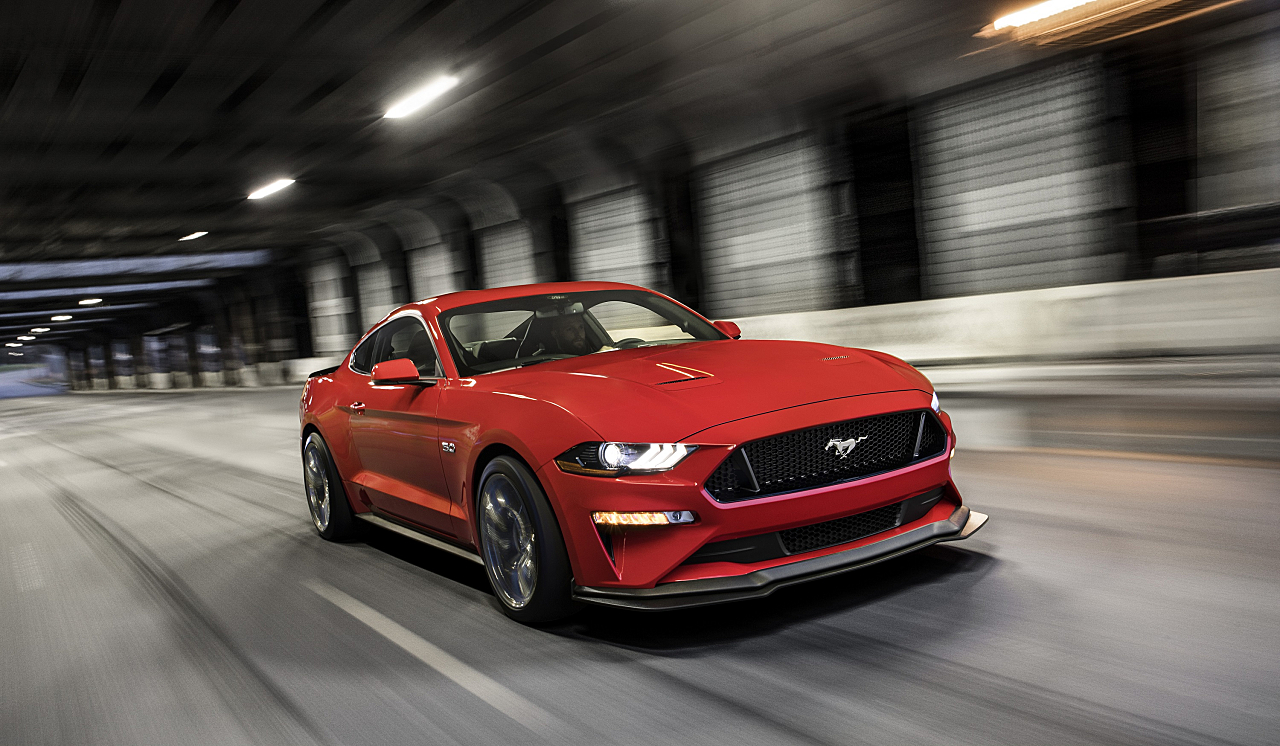 2019 Ford Mustang: The Sleek Muscle Car