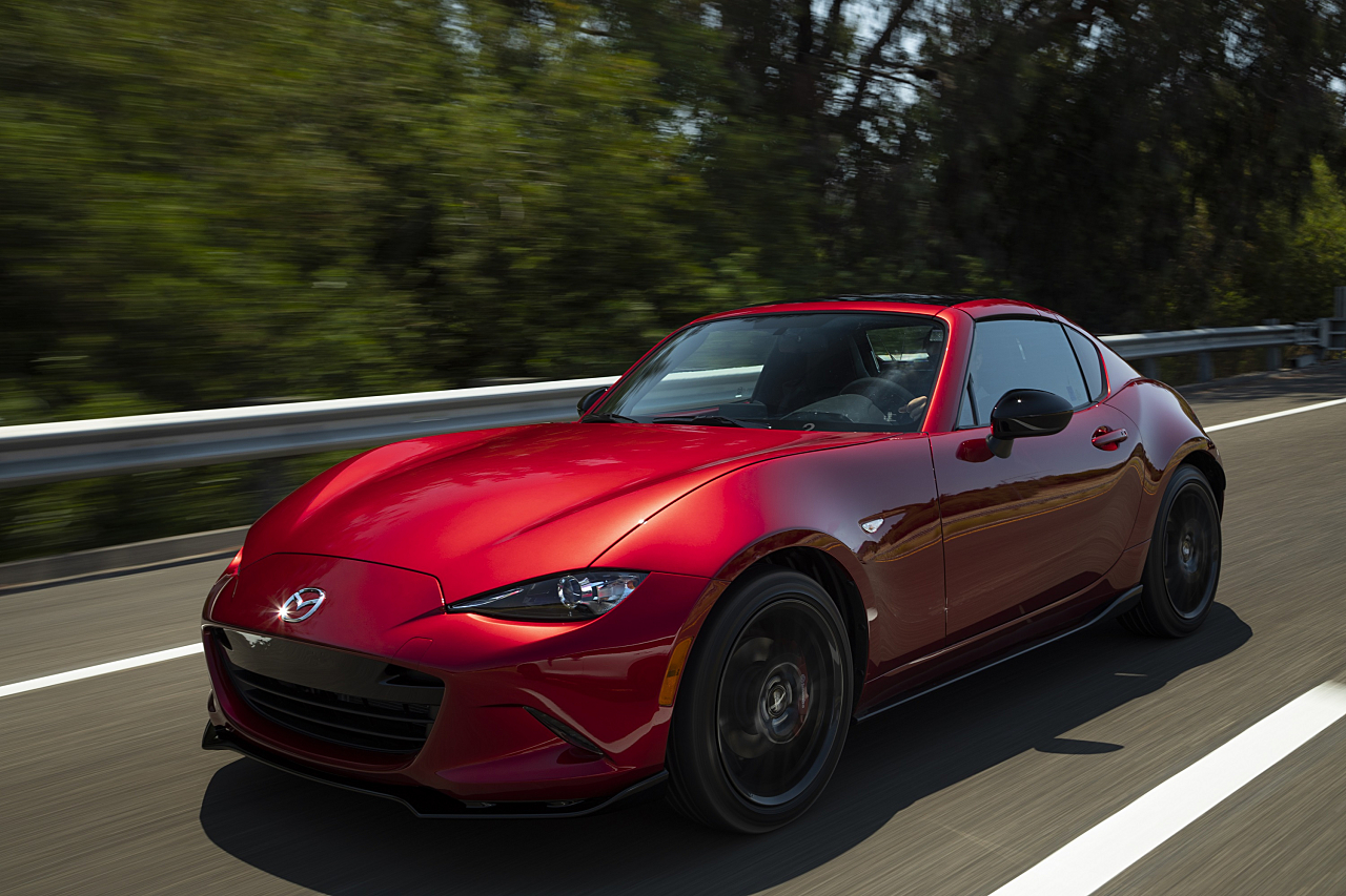 2019 Mazda MX-5: The Joy of a `Toy' Car