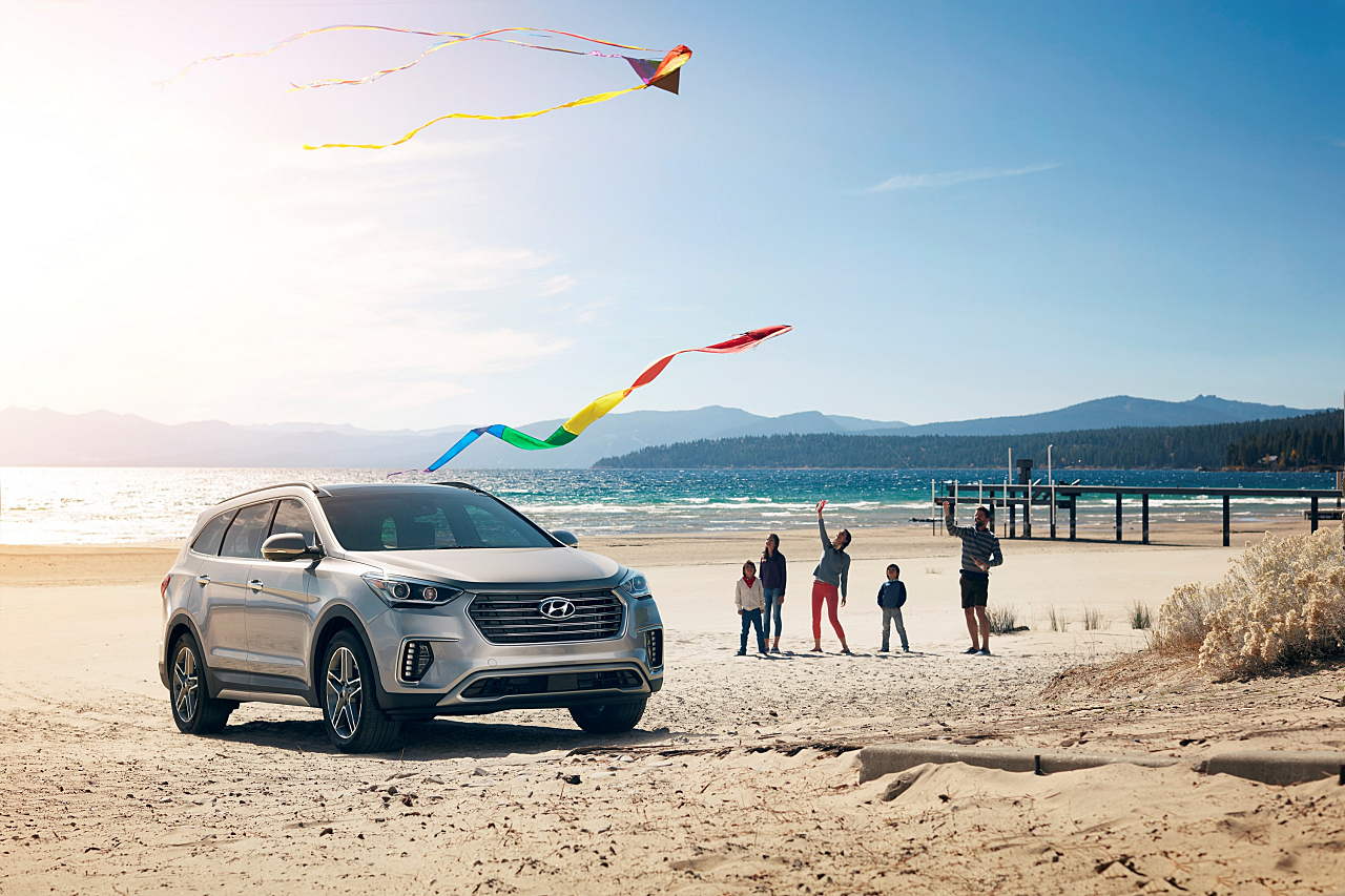 2019 Santa Fe: Hyundai Best-seller Reimagined