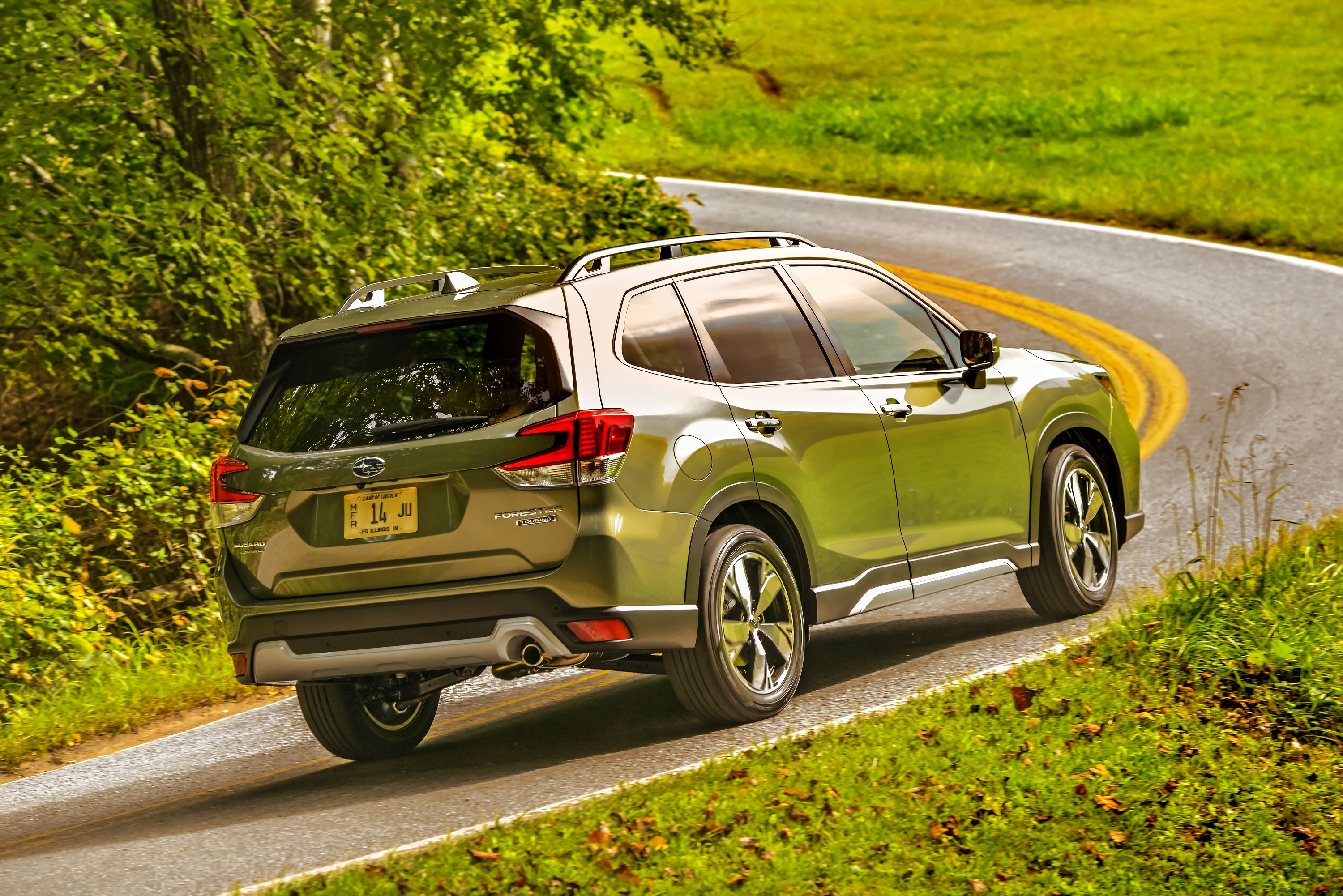 Subaru Forester All New For 2019 New On Wheels Groovecar