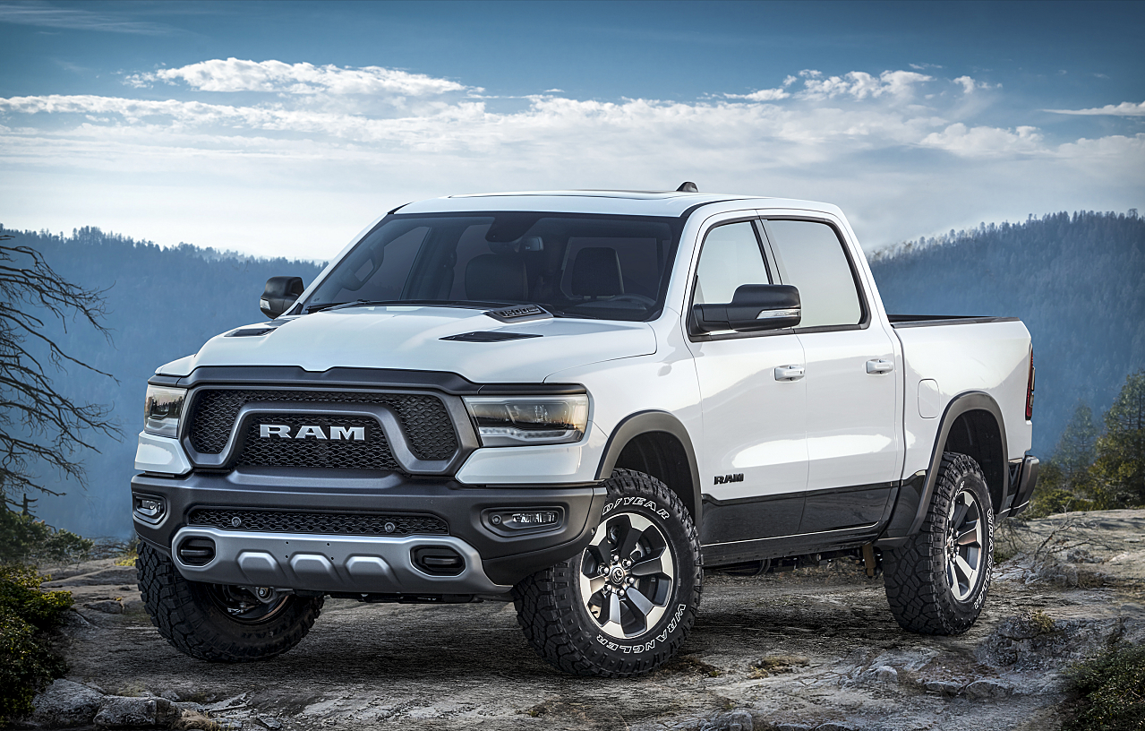 2019 Ram Rebel: Factory Custom Pickup for Off-Roaders