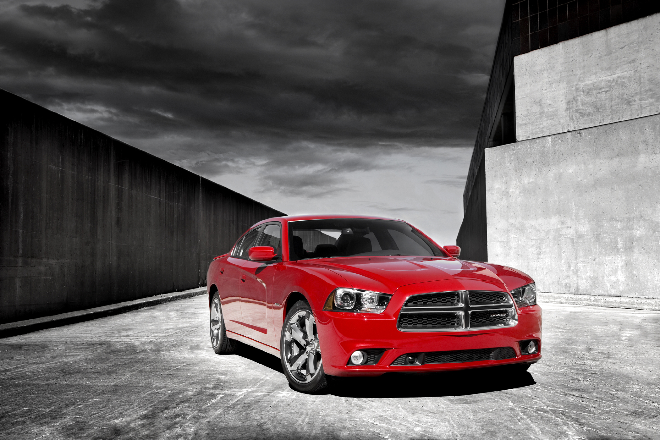 Manufacturer photo: 2012 Dodge Charger