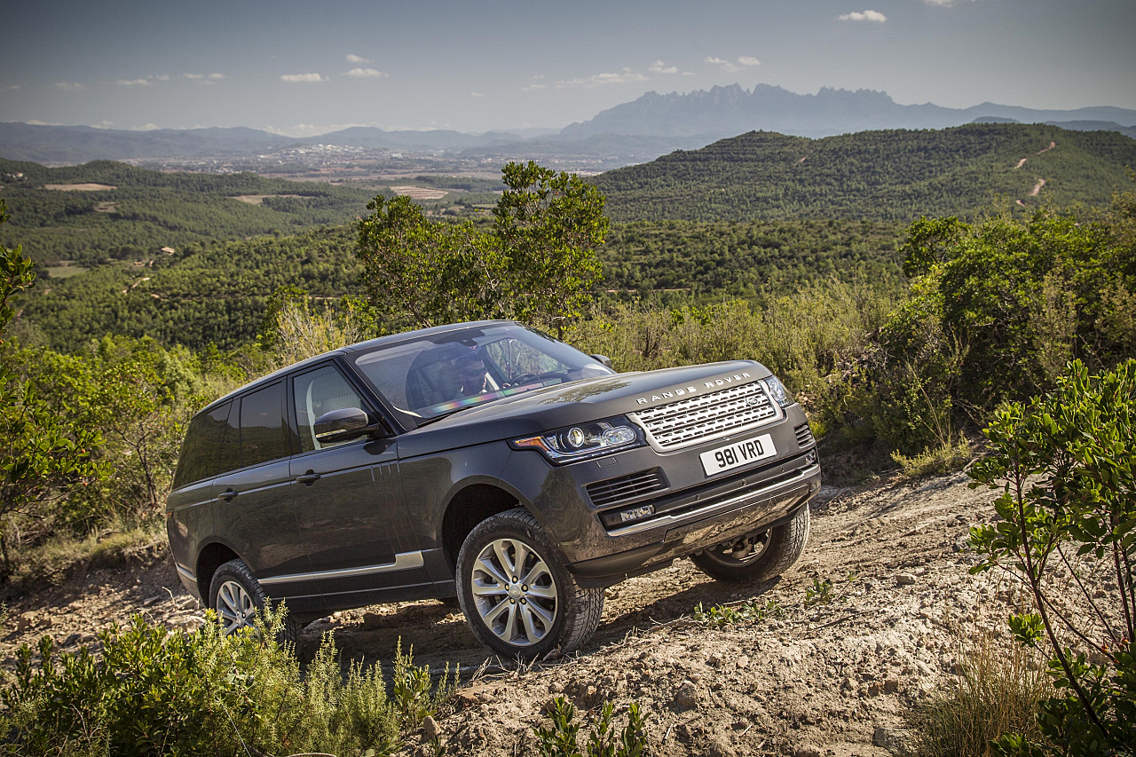 2019 Land Rover: The Swanky Off-Road Range Rover