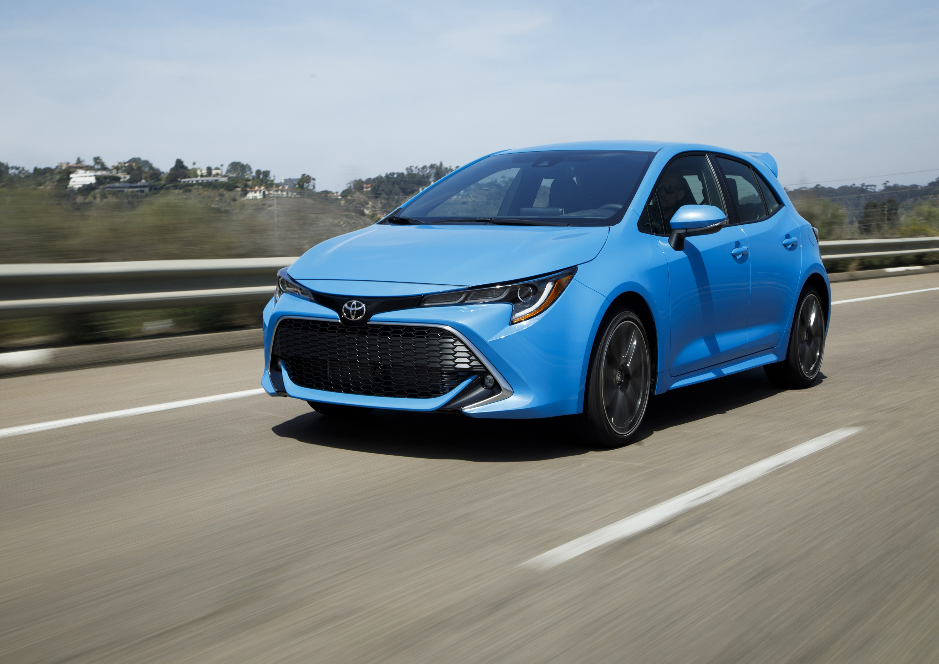 2019 Toyota Corolla Hatchback Entertaining Runabout New On Wheels