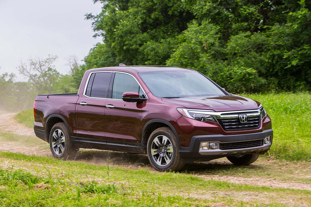 2019 Honda Ridgeline: Truck for Easy Duties