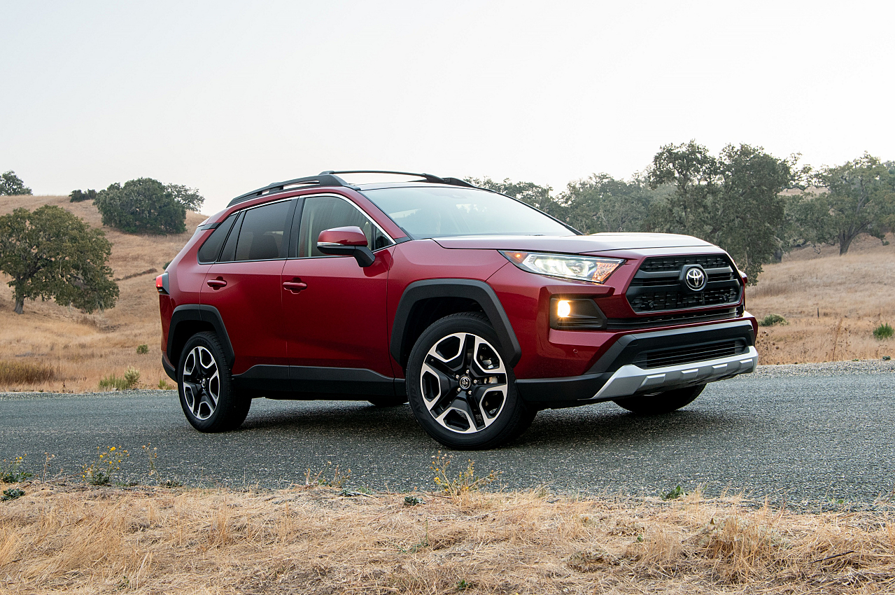 2019 Toyota RAV4: An All-New Adventure