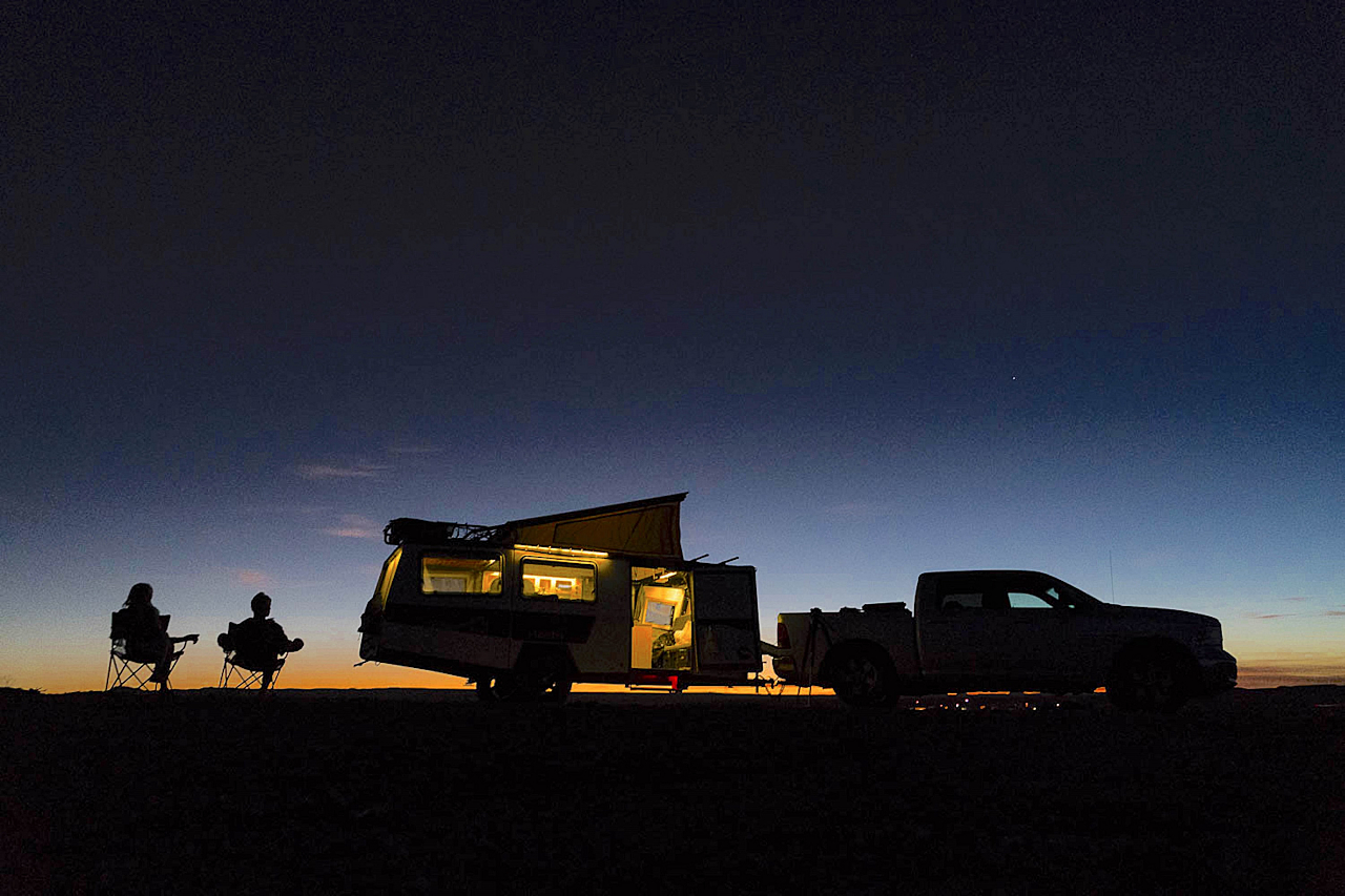 Going Off the Grid? Rugged Campers Get You There