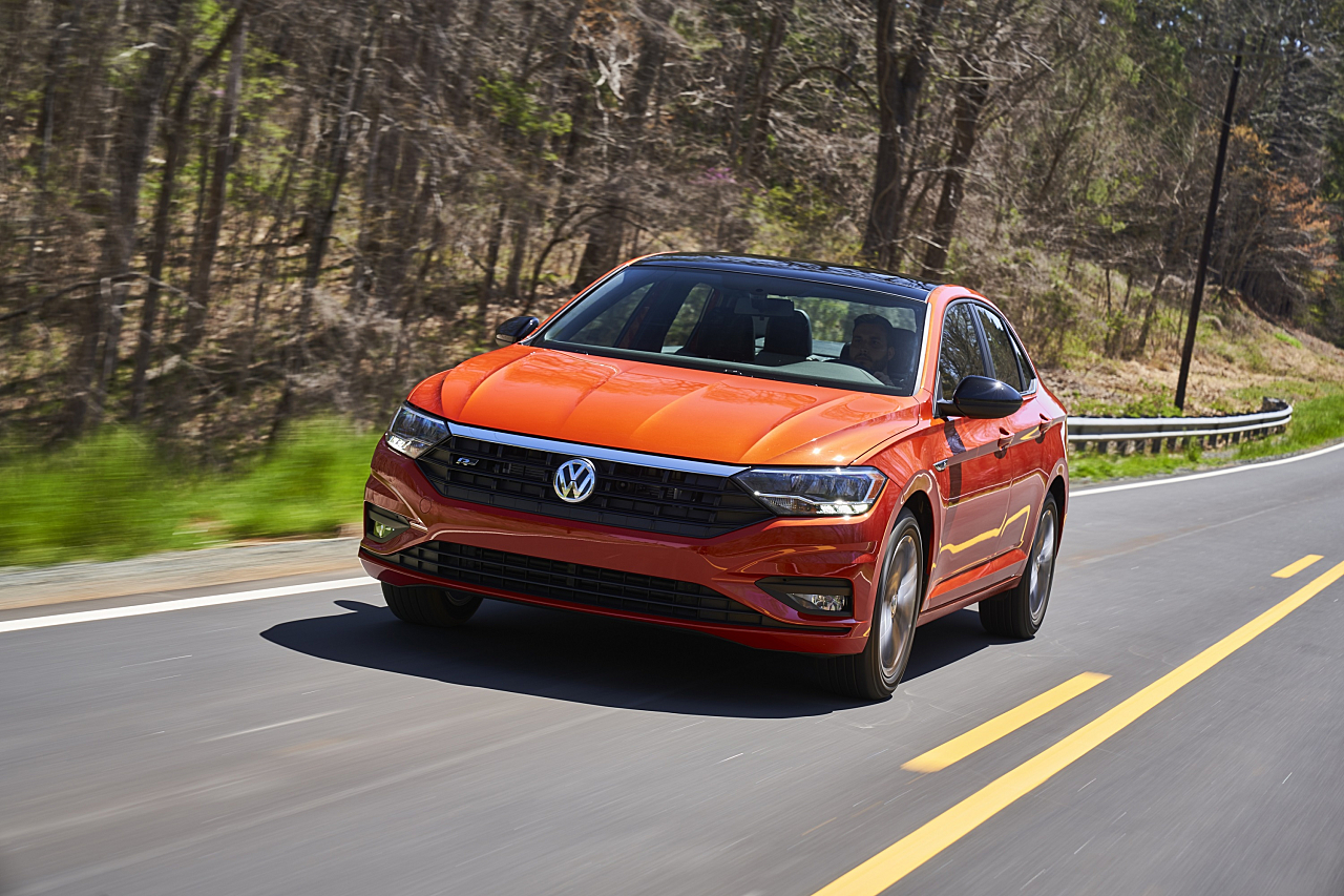 Volkswagen Jetta: All-New for 2019