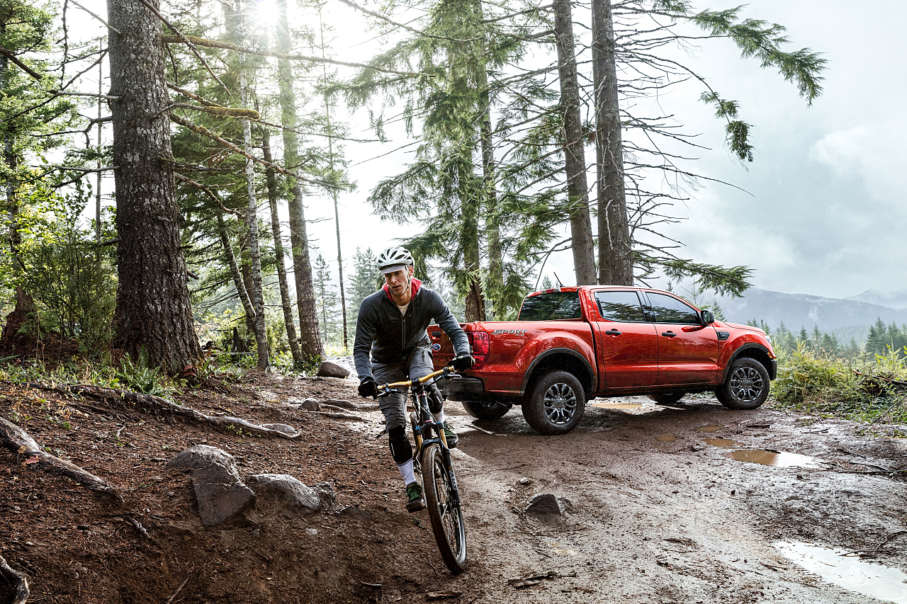 2019 Ford Ranger FX4 Off-Road: Adventure is Ready