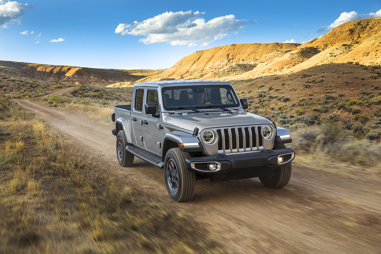 2020 Gladiator: New Truck Freedom for Jeep Fans