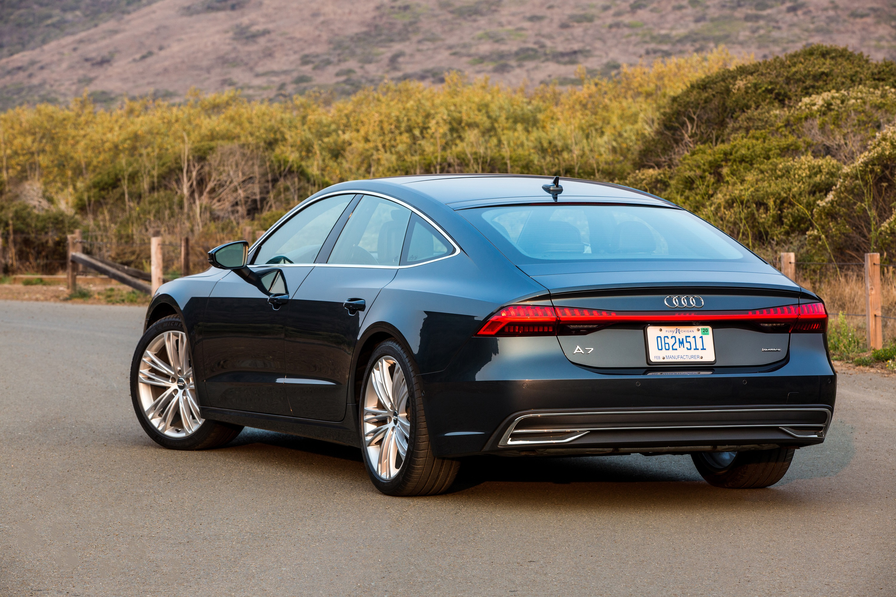 Audi A7 All New For 2019 New On Wheels Groovecar