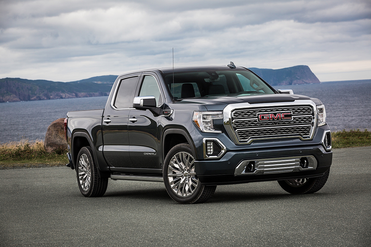2019 GMC Sierra Denali: Redesigned from the Ground Up