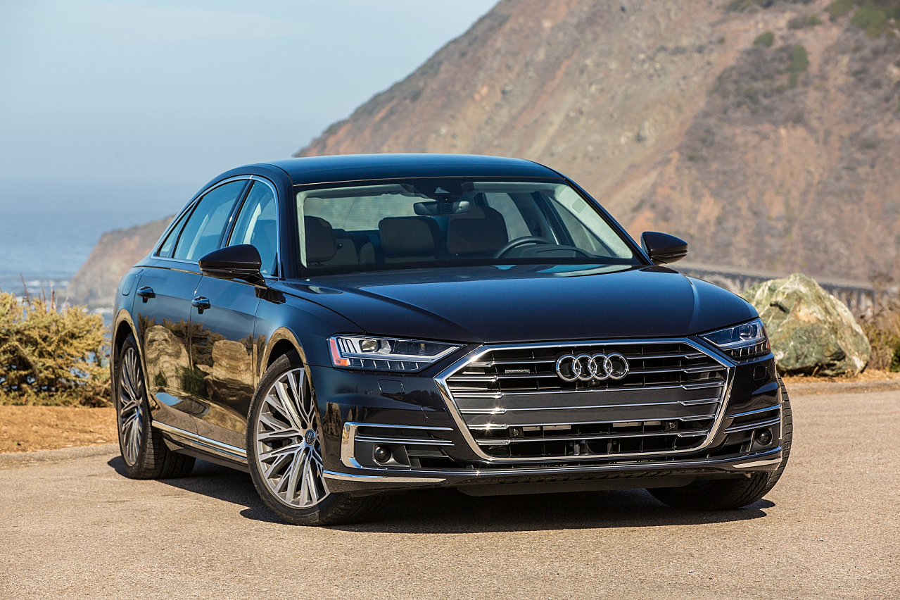Audi A8: All-New for 2019
