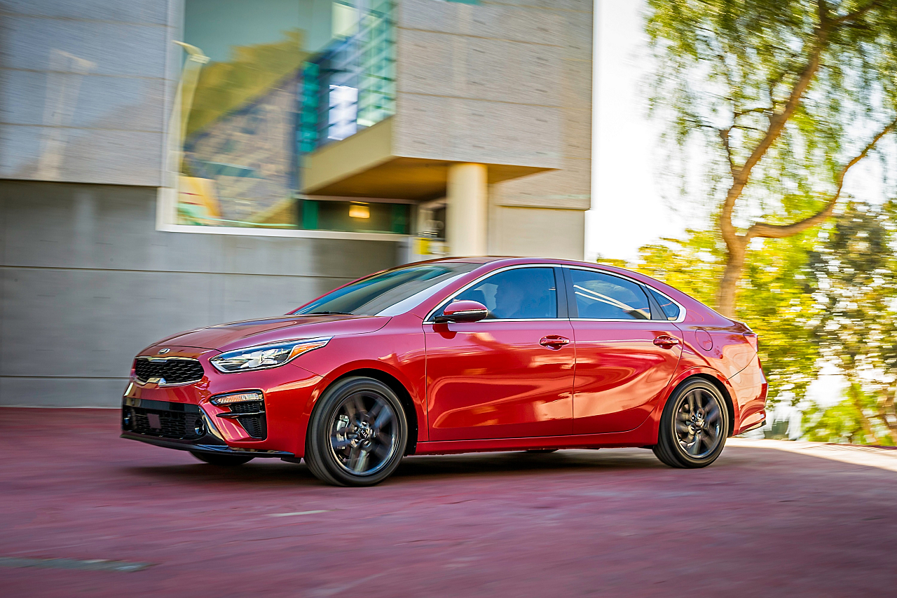 Kia Forte: All-New for 2019