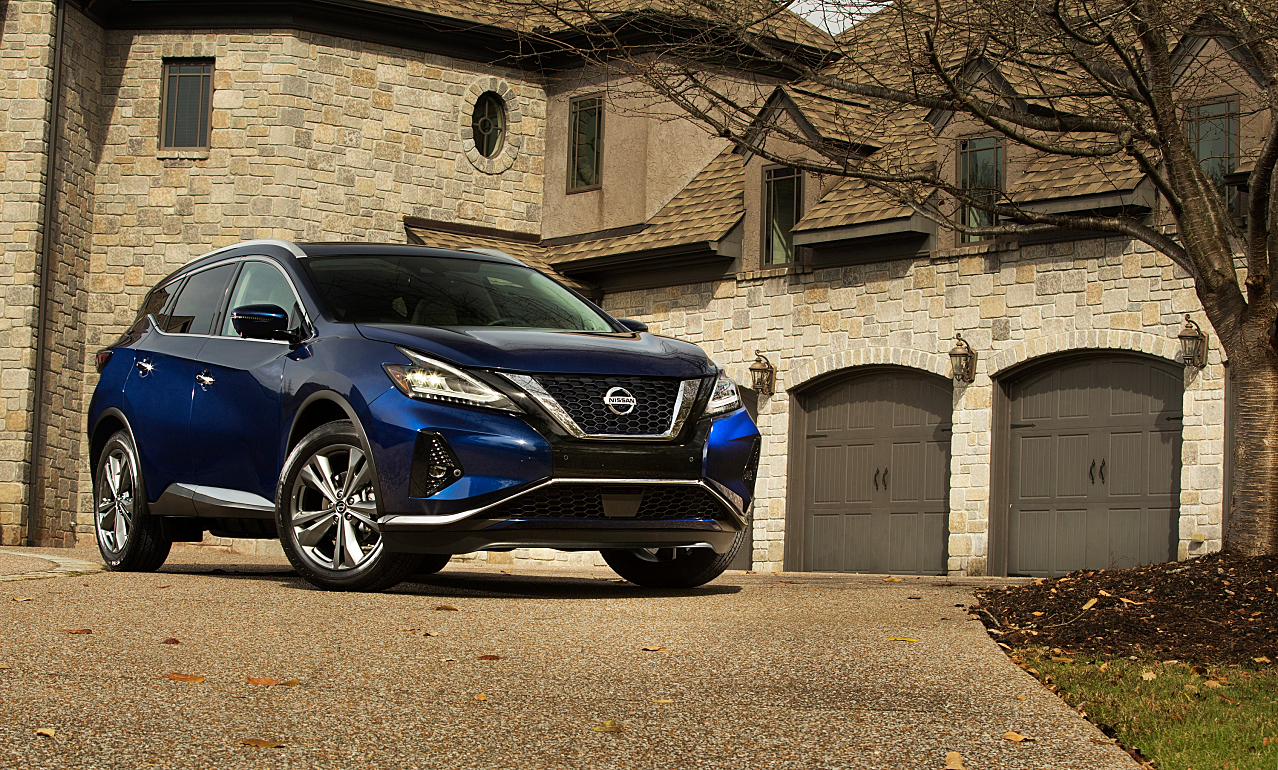 Nissan Murano: Redesigned for 2019