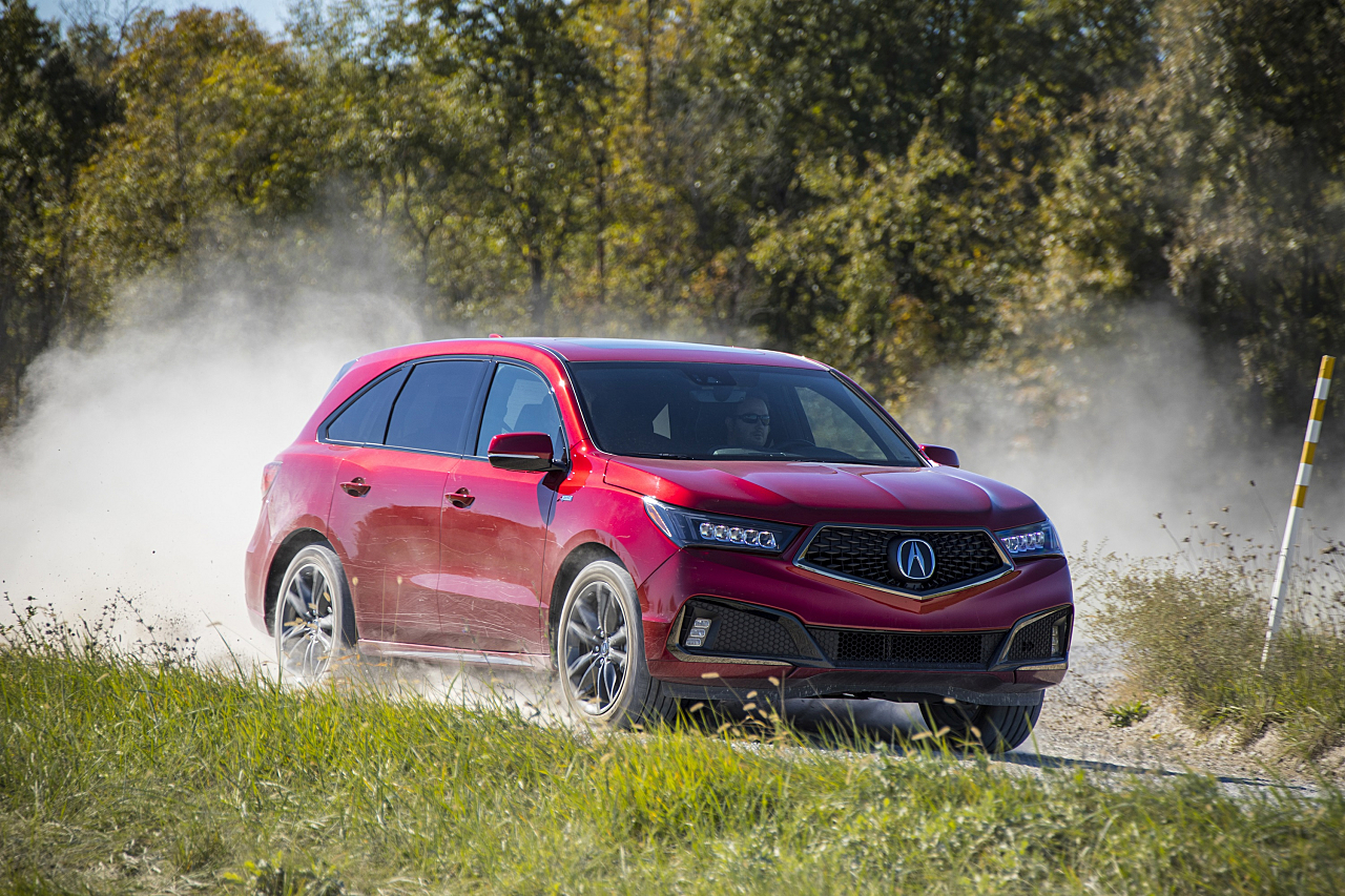2019 Acura MDX: Sport-Oriented Luxury