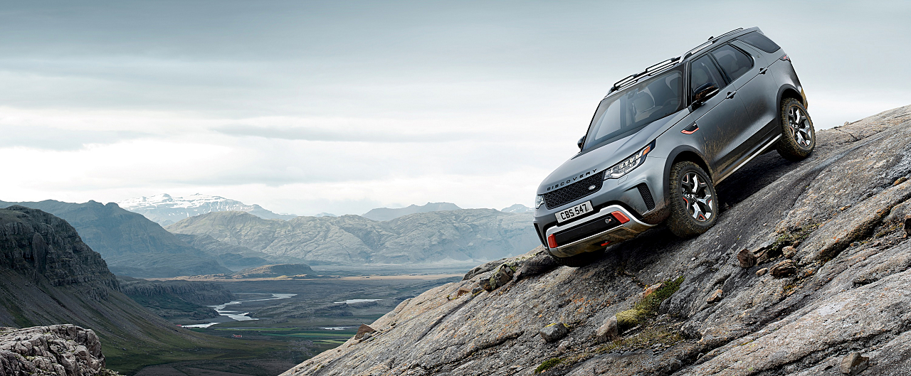 Land Rover Discovery: Updated for 2019