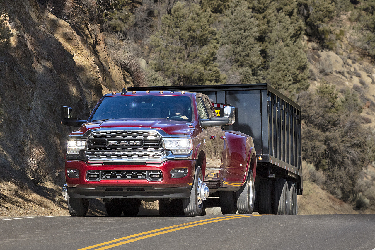 Ram: Longest Lasting Pickups in Heavy-Duty Segment