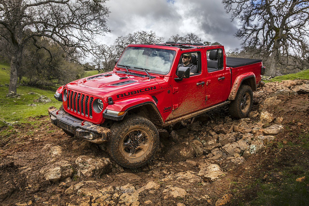 2020 Jeep Gladiator: Adding Fuel to the Flame