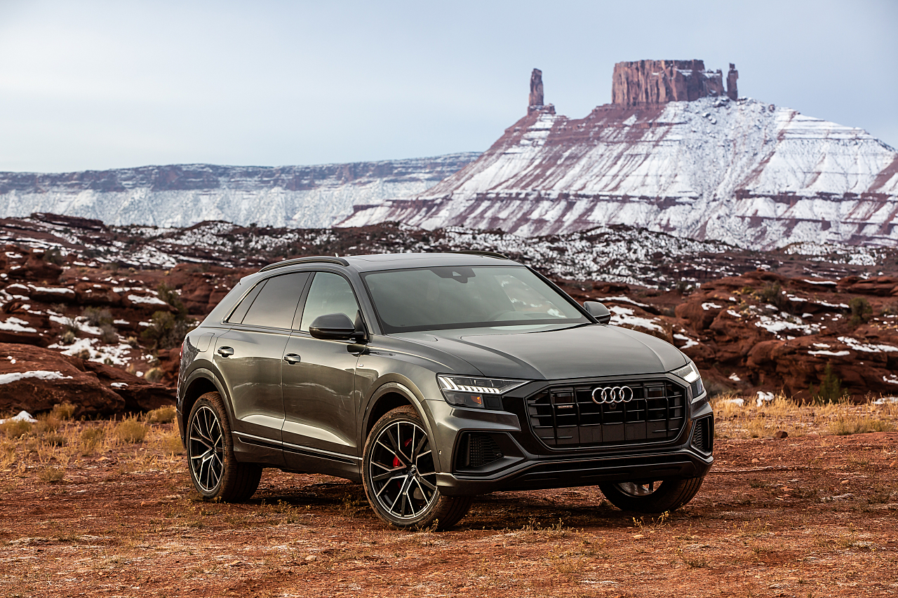2019 Audi Q8: an Epic Adventurer