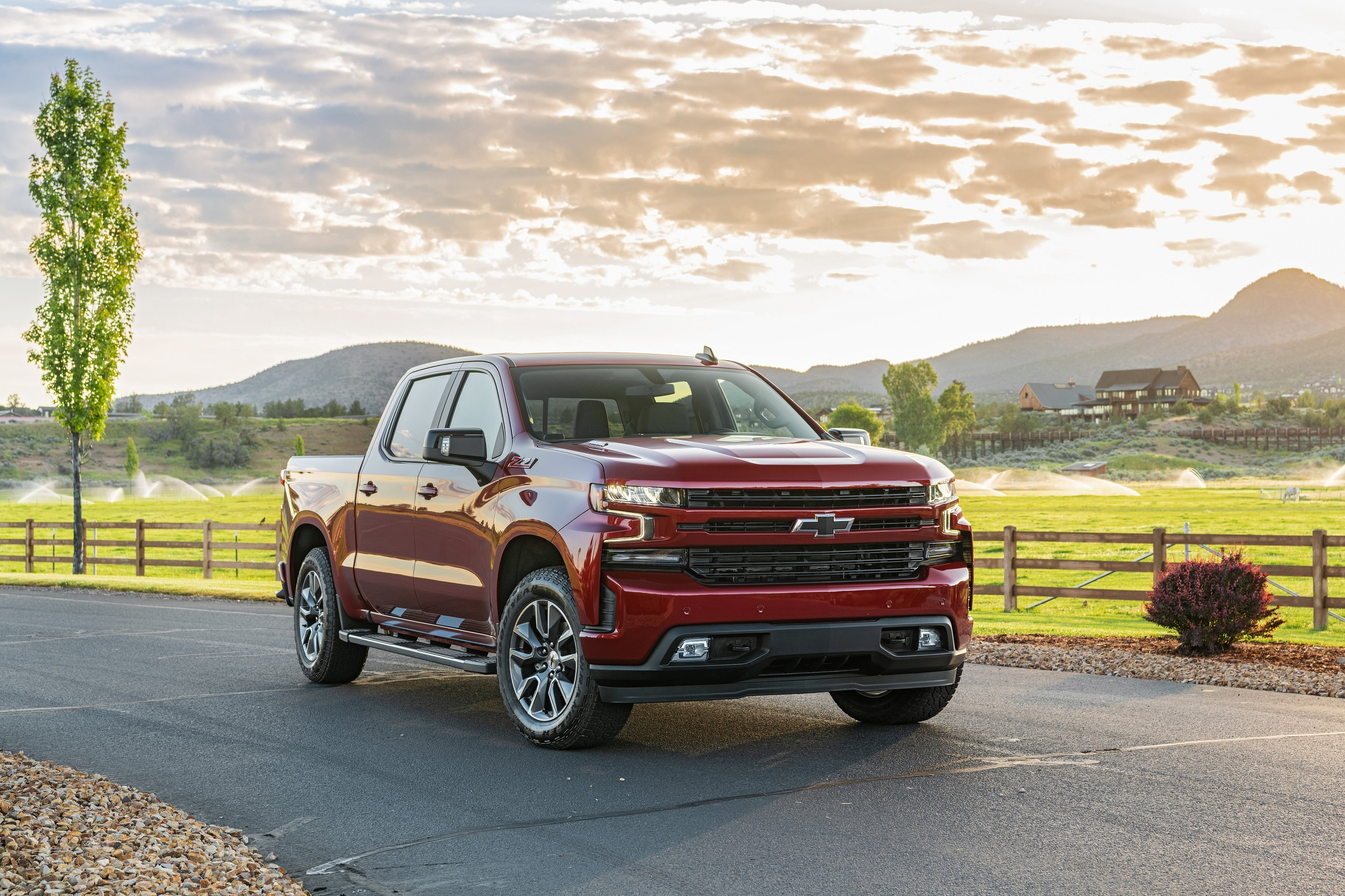 2020 Chevy Silverado A Case Strong For Diesel New On Wheels Groovecar