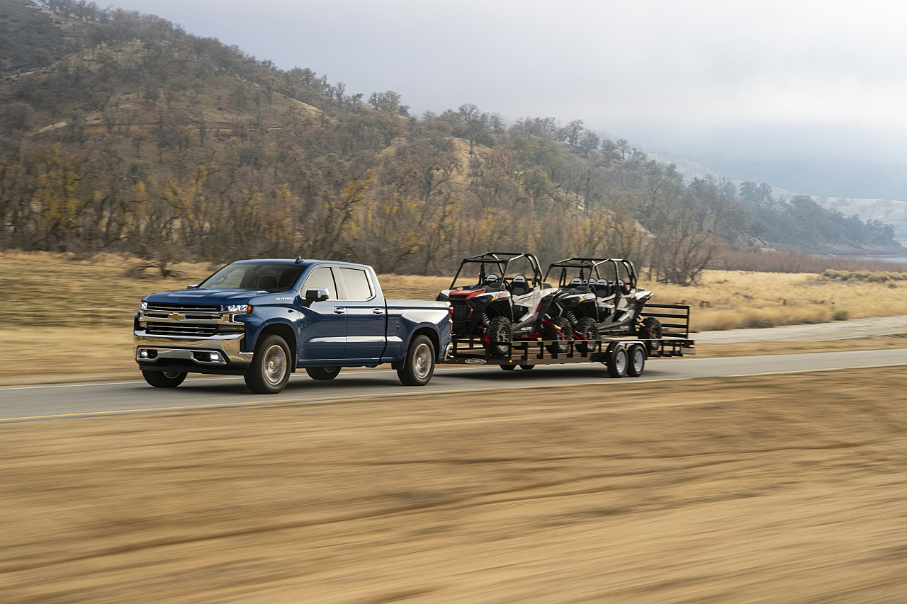 2020 Chevy Silverado: A Case Strong for Diesel
