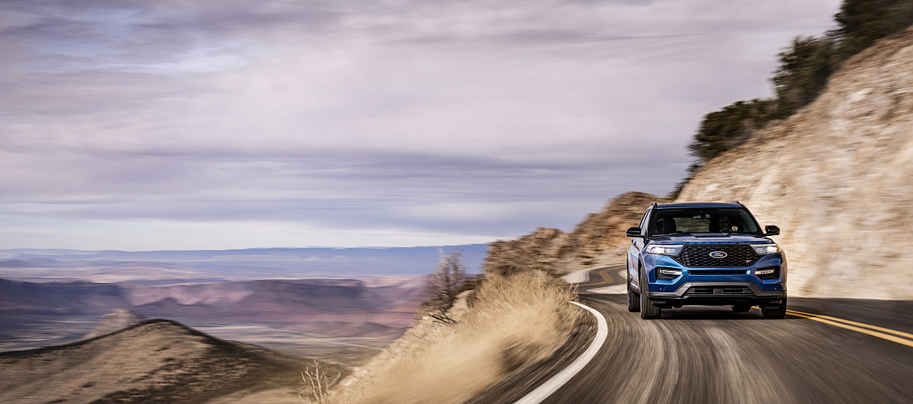 2020 Ford Explorer: Great Explorations