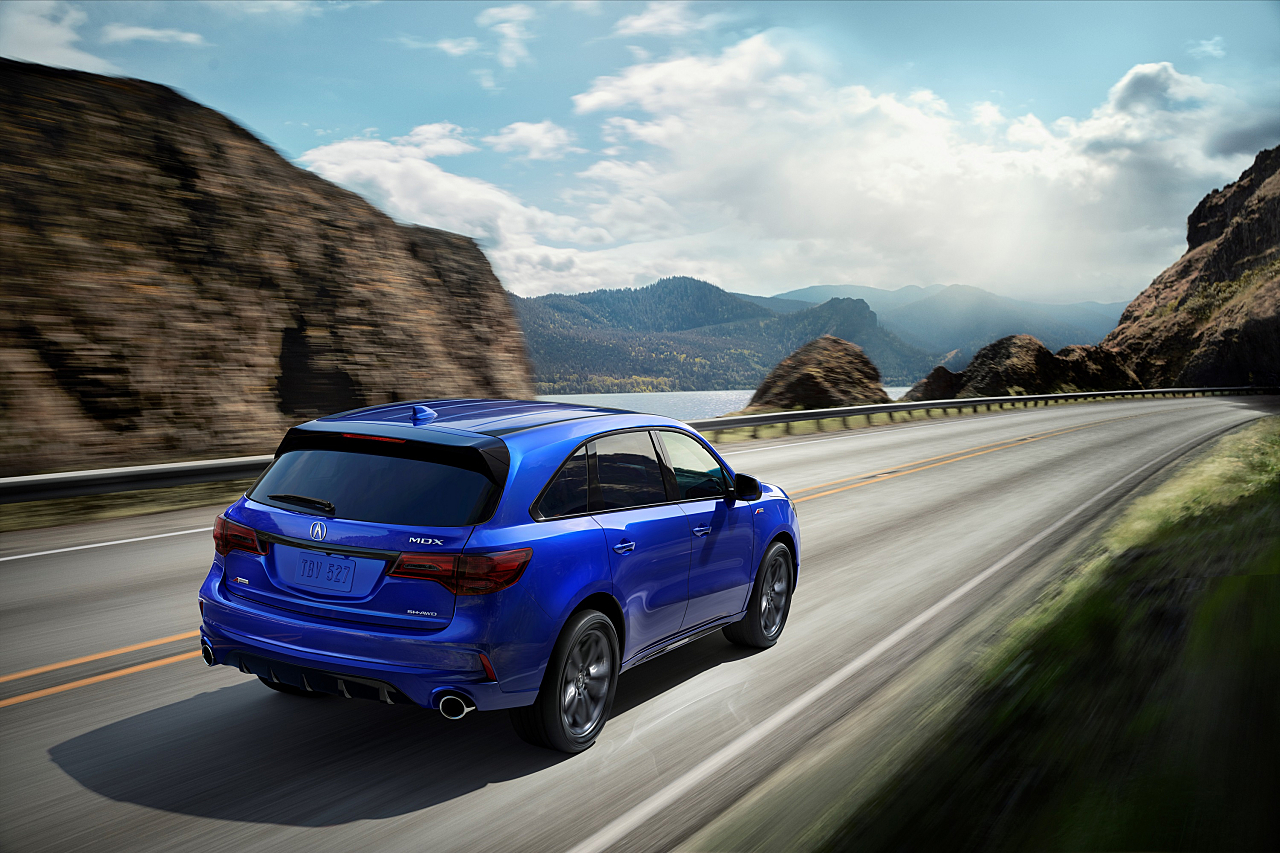 2020 Acura MDX: Dynamic SUV Luxury Driving