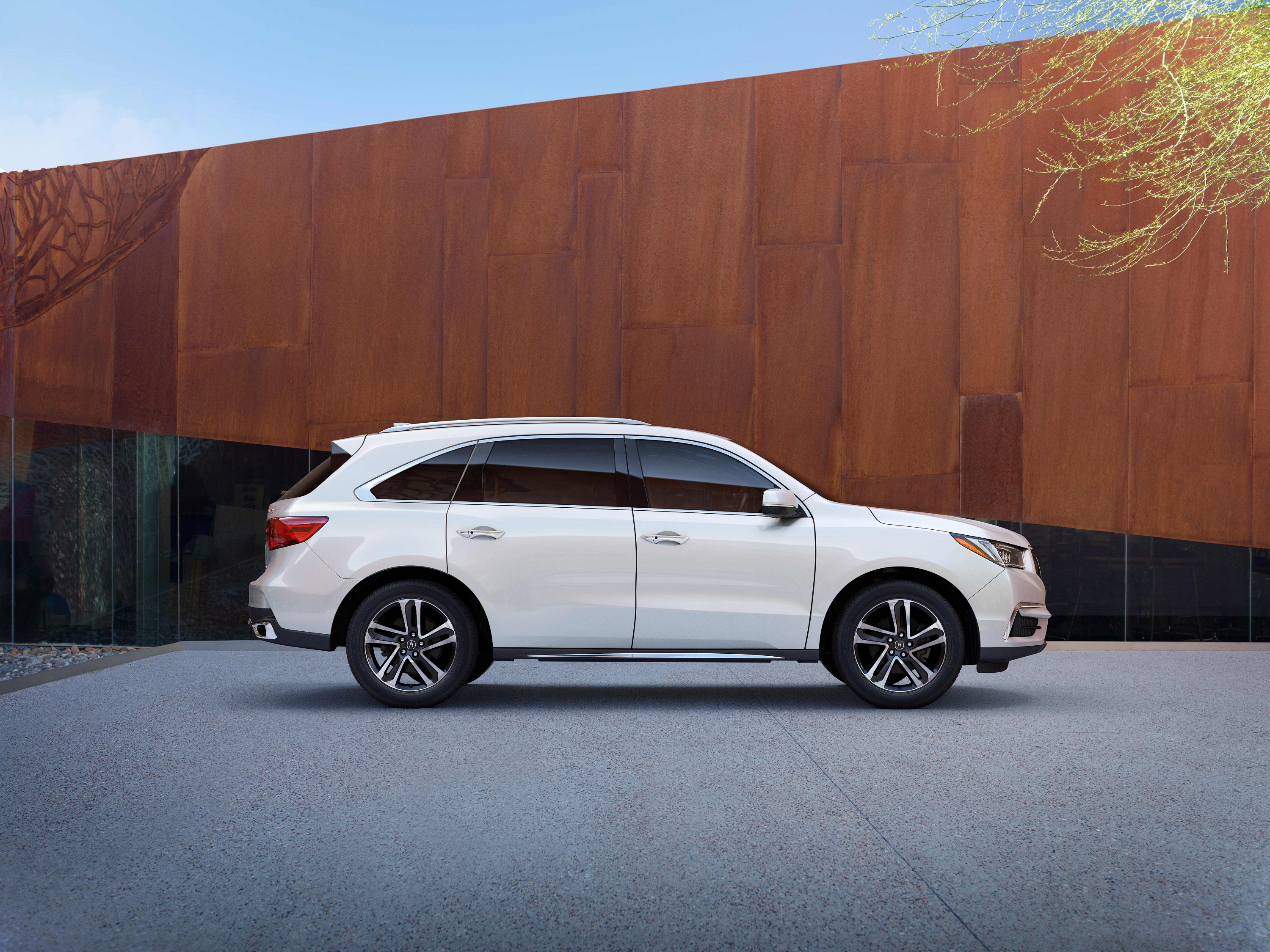 Manufacturer photo: The 2020 MDX offers a dynamic driving experience, an available A-Spec sport appearance variant and an extensive list of standard premium features and high-tech appointments on all grades, including AcuraWatch safety and driver-assistive technologies