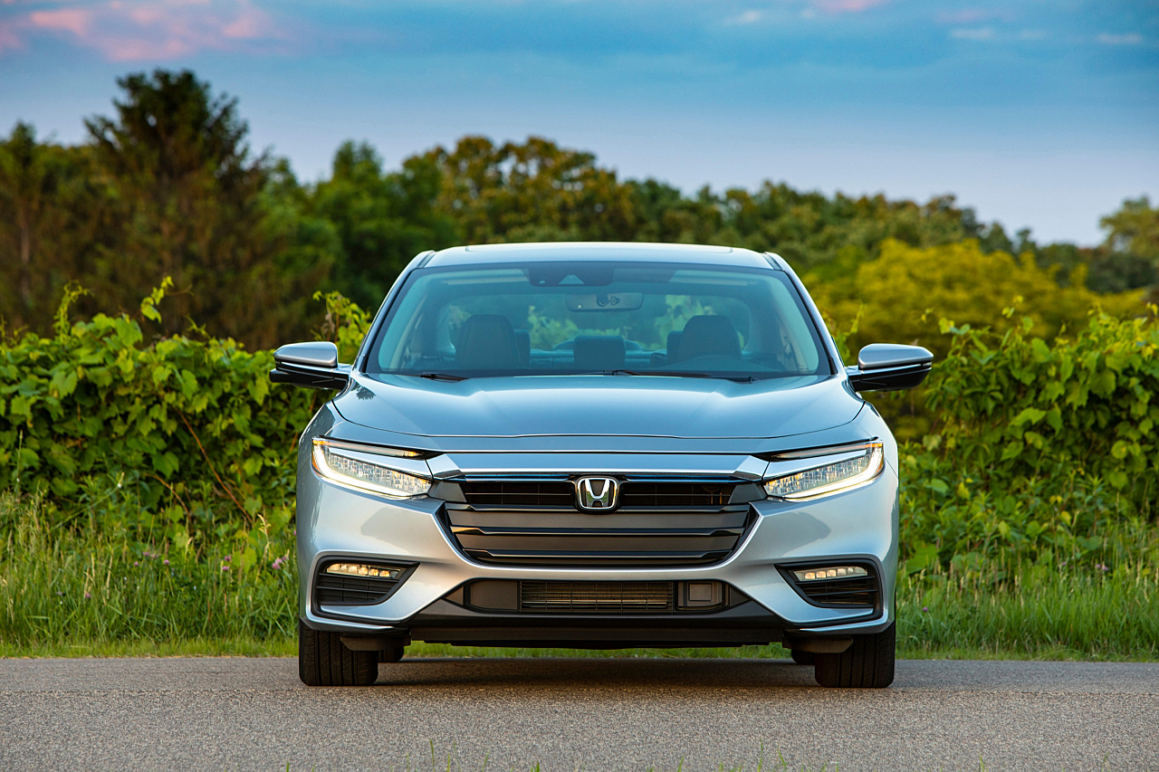 2020 Honda Insight Hybrid: Mainstream Sedan Style