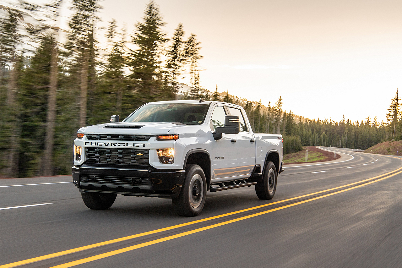 Silverado Heavy Duties: All-New for 2020