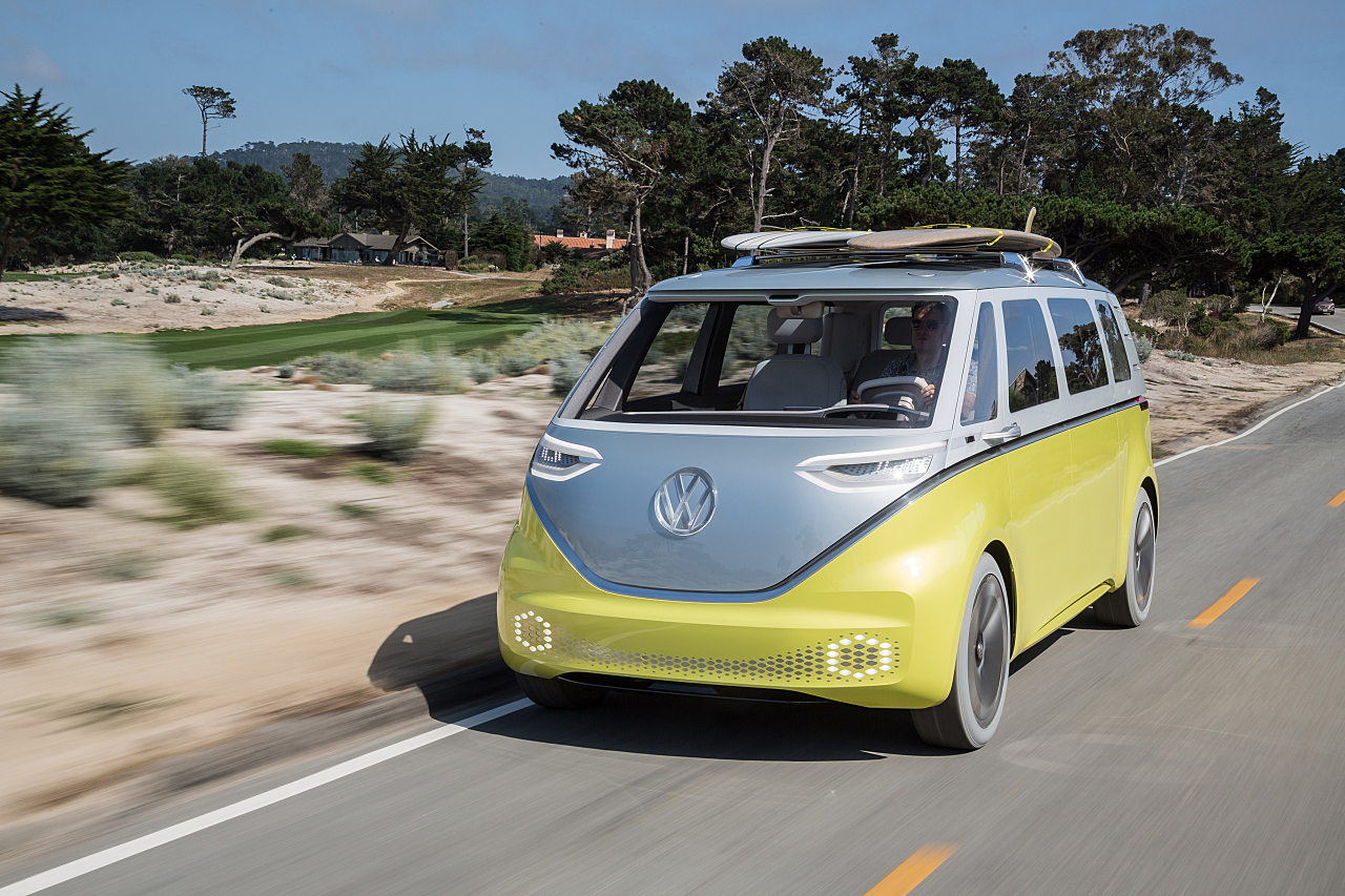 VW Electric Cars to be Built in U.S.