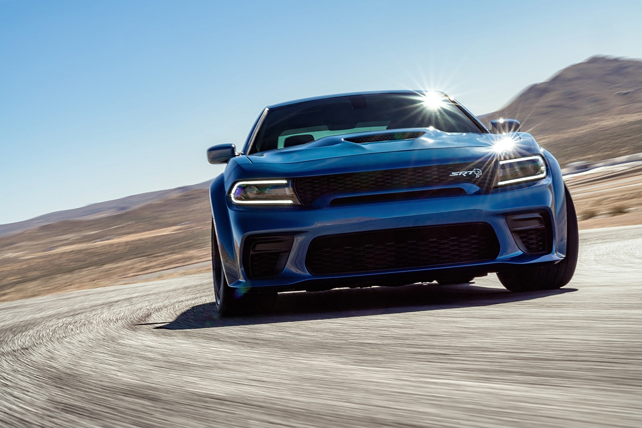 2020 Dodge Charger Hellcat: Who Wants a Wide Body?