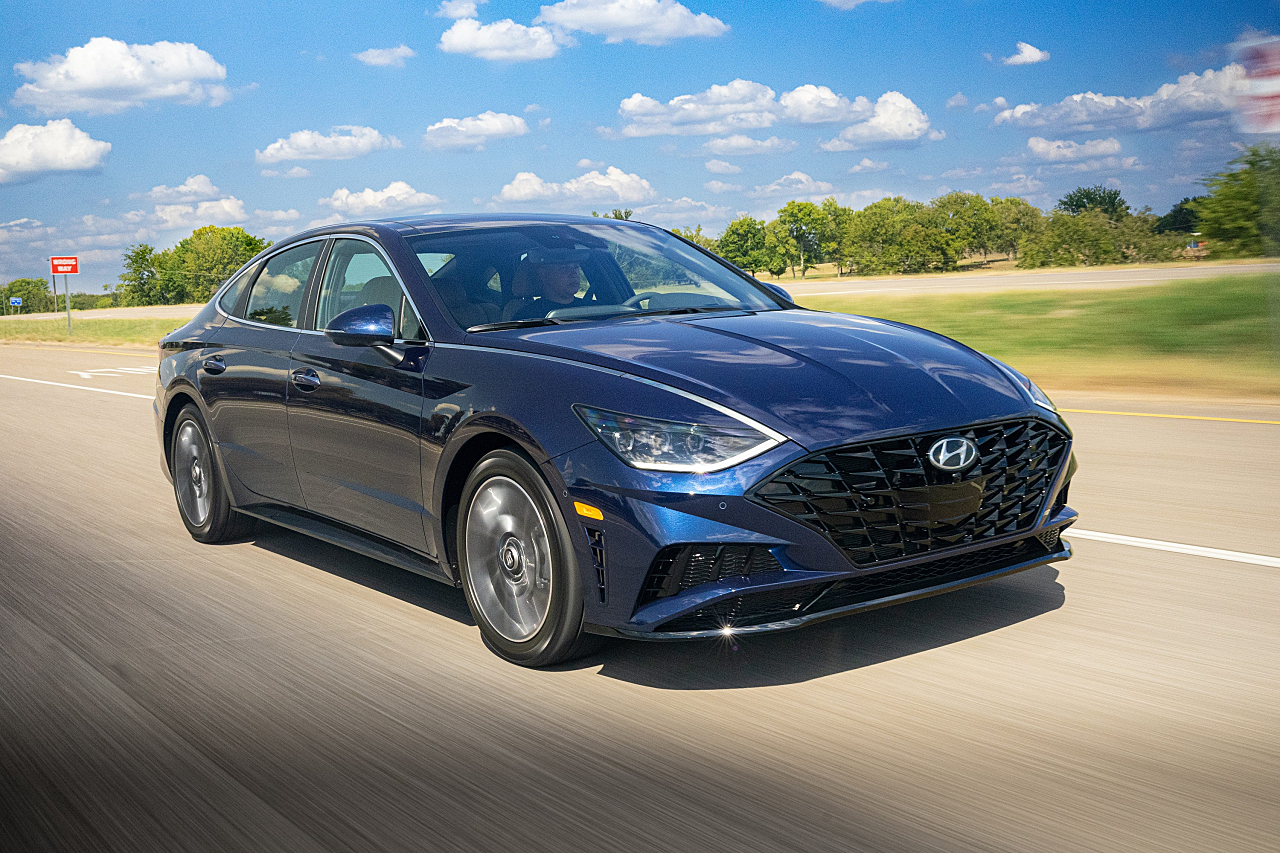 Hyundai Sonata: All-New for 2020
