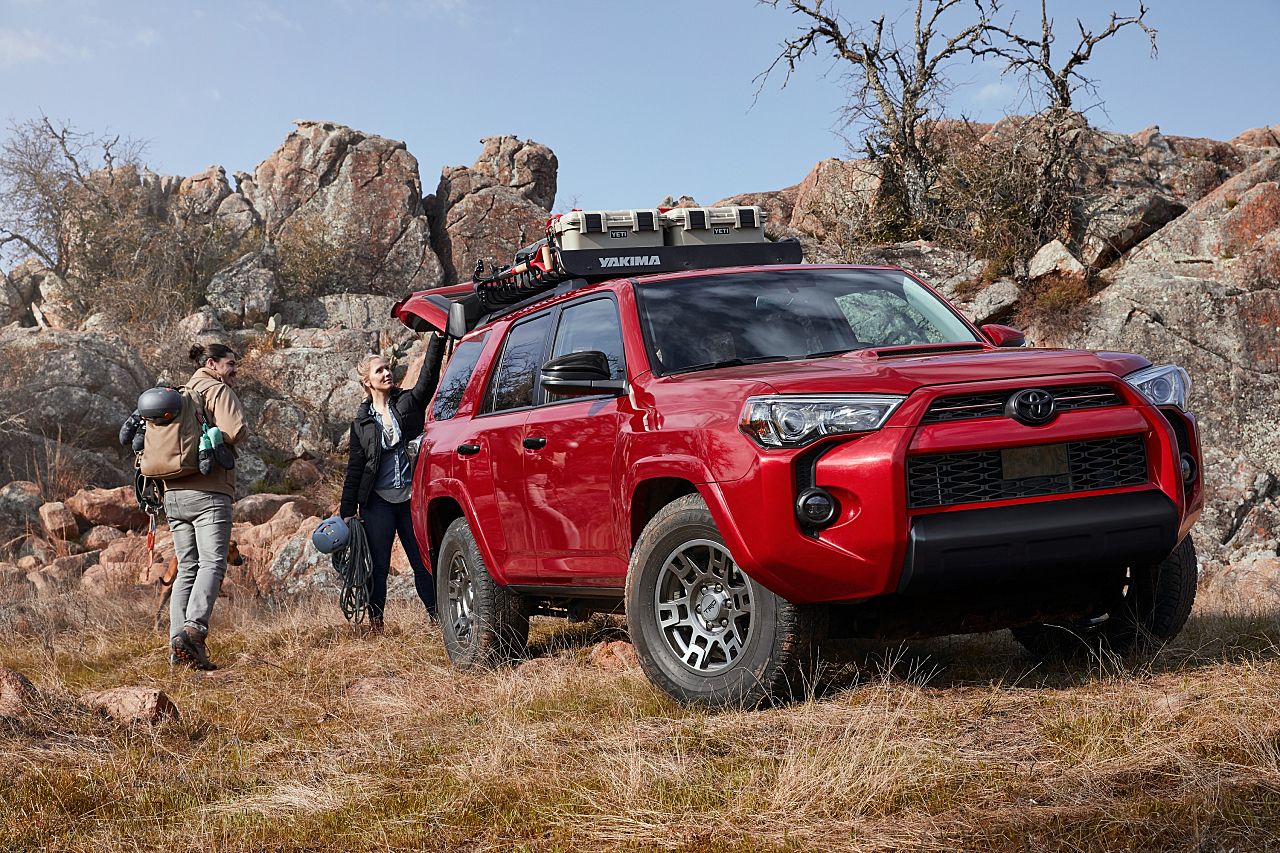 Toyota 4Runner: Loved by Off-Roaders