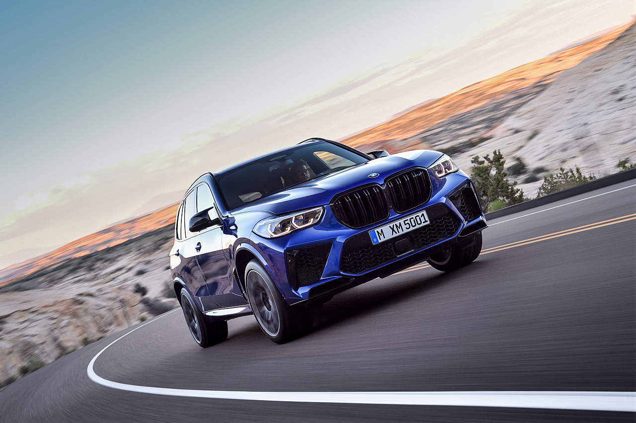 True Sports Car Performance: 2020 BMW X5 M50i