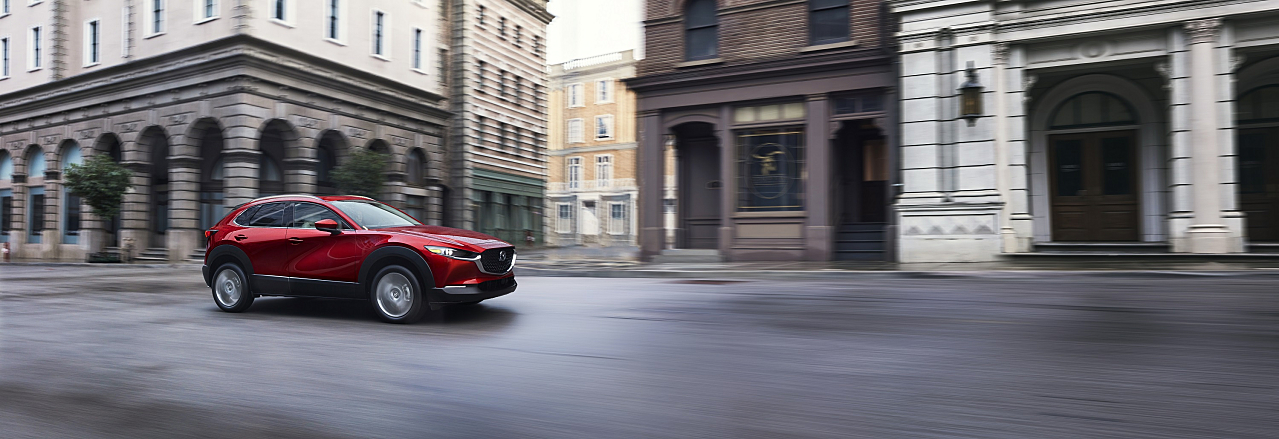 Mazda CX-30: 2020 Resolutions Bring Change